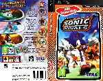 miniatura Sonic Rivals Por Hyperboreo cover psp