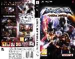 miniatura Soulcalibur Broken Destiny Por Hyperboreo cover psp