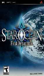 miniatura Star Ocean First Departure Frontal Por Duckrawl cover psp