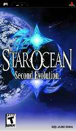 miniatura Star Ocean Second Evolution Frontal Por Duckrawl cover psp