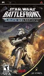 miniatura Star Wars Battlefront Elite Squadron Frontal Por Duckrawl cover psp