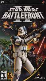 miniatura Star Wars Battlefront Ii Front Por Gibran Polendo cover psp