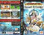 miniatura Tales Of The World Radiant Mythology Por Sapelain cover psp