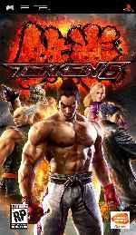miniatura Tekken 6 Frontal Por Duckrawl cover psp