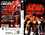 miniatura Tekken 6 Por Hyperboreo cover psp