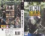 miniatura Tenchu Time Of Assassins Por Sapelain cover psp