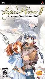 miniatura The Legend Of Heroes Ii Prophecy Of The Moonlight Witch Frontal Por Duckrawl cover psp
