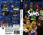 miniatura The Sims 2 Custom Por Asock1 cover psp