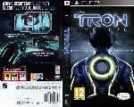 miniatura Tron Evoltion Por Shiran1998 cover psp