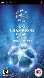 miniatura Uefa Champions League 2006 2007 Frontal Por Asock1 cover psp