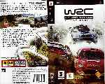 miniatura Wrc Fia World Rally Championship Por Asock1 cover psp