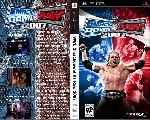 miniatura Wwe Smackdown Vs Raw 2007 Custom Por Asock1 cover psp