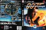 miniatura 007 The World Is Not Enough Dvd Custom Por Matiwe cover psx
