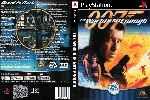 miniatura 007 The World Is Not Enough Dvd Custom Por Matiwe cover psx