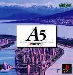 miniatura A5 A Ressha De Gyouko Frontal Por Asock1 cover psx