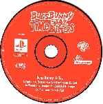 miniatura Bugs Bunny Y Taz La Espiral Del Tiempo Disco Por Andresrademaker cover psx