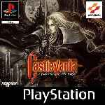 miniatura Castlevania Symphony Of The Night Frontal V2 Por Saxugtin cover psx
