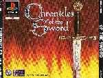 miniatura Chronicles Of The Sword Frontal V2 Por Cazamegas cover psx