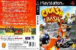 miniatura Crash Bash Dvd Custom V2 Por Matiwe cover psx
