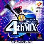 miniatura Dance Dance Revolution 4th Mix Frontal Por Alancd77 cover psx