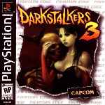 miniatura Darkstalker 3 Frontal Por Chicovictor cover psx