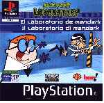 miniatura Dexters El Laboratorio De Mandark Frontal Por Seaworld cover psx