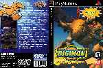 miniatura Digimon World Dvd Custom Por Matiwe cover psx