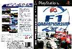 miniatura F1 Championship Season 2000 Dvd Por Matiwe cover psx