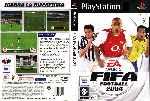 miniatura Fifa Football 2004 Dvd Por Matiwe cover psx