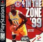 miniatura In The Zone 99 Frontal Por Josefergo cover psx