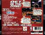 miniatura In The Zone 99 Trasera Por Josefergo cover psx