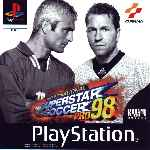 miniatura International Superstar Soccer Pro 98 Frontal Por Franki cover psx