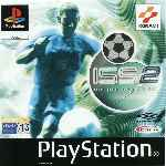 miniatura International Superstar Soccer Pro Evolution 2 Frontal Por Franki cover psx