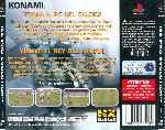 miniatura International Superstar Soccer Pro Evolution Trasera Por Franki cover psx