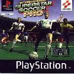 miniatura International Superstar Soccer Pro Frontal Por Franki cover psx