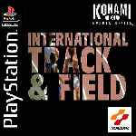 miniatura International Track And Field Frontal Por Sosavar cover psx