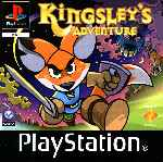 miniatura Kingsleys Adventure Frontal Por Franki cover psx