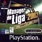 miniatura Manager De Liga 2002 Frontal Por Franki cover psx