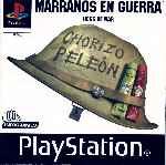 miniatura Marranos En Guerra Frontal Por Franki cover psx