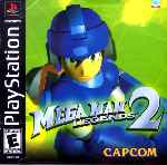 miniatura Megaman Legends 2 Frontal Por Dasira cover psx