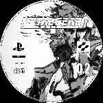 miniatura Metal Gear Solid Cd2 Custom Por Elfo400 cover psx