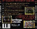 miniatura Mortal Kombat 3 Trasera V2 Por Matiwe cover psx