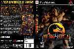 miniatura Mortal Kombat 4 Dvd Custom Por Matiwe cover psx