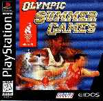 miniatura Olimpic Summer Games Frontal Por Aka49 cover psx