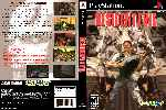 miniatura Resident Evil Dvd Custom Por Matiwe cover psx