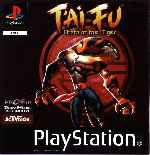 miniatura Tai Fu Wrath Of The Tiger Frontal Por Seaworld cover psx