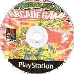 miniatura Teenage Mutant Ninja Turtles 2 The Arcade Game Cd Custom Por Elpibe6 cover psx