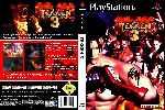 miniatura Tekken 3 Dvd Custom Por Matiwe cover psx