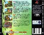 miniatura Tiny Toon Adventures Buster And The Beanstalk Trasera Por Andresrademaker cover psx