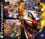 miniatura Twisted Metal Collection Frontal Por Escritorescrimer cover psx